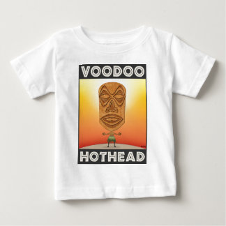 VooDoo Tiki Head Baby T-Shirt