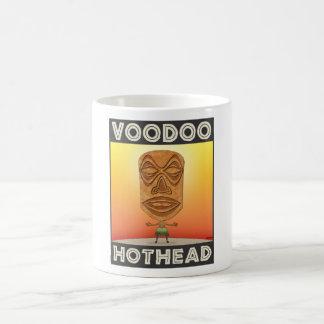 VooDoo Tiki Head Mugs