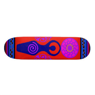 VooDoo Triple Goddess Skateboard