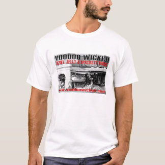 Voodoo Wicked New Orleans Old French Market 1 T-Shirt