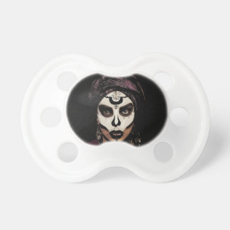 Voodoo  witch pacifier
