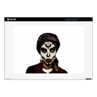 """Voodoo  witch skins for 15"""" laptops"""