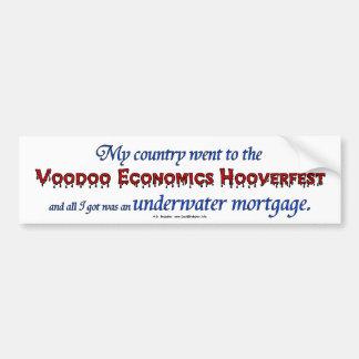 VoodooHooverfest Bumper Sticker