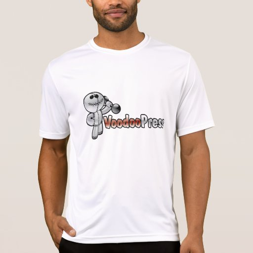 VoodooPress Athletic Shirt