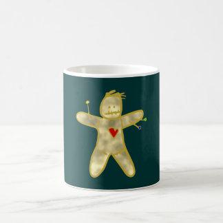 Voodoopuppe voodoo doll tazas de café