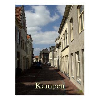 Voorstraat, Kampen Postcard