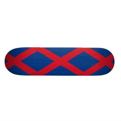 Voortrekker Flag Skateboard Deck