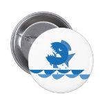 Voracious Snapfish Pin