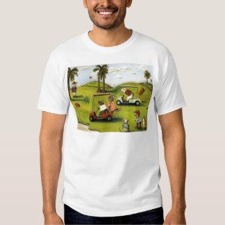 Vorágine 2 en el campo de golf playeras