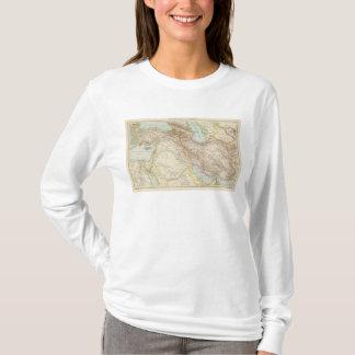 Vorderasien, Persien - Asia Menor y mapa de Persia Playera