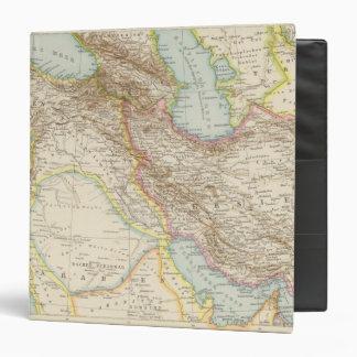 Vorderasien, Persien - Asia Minor and Persia Map Binder