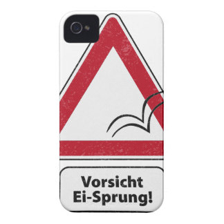 ¡Vorsicht E-I-Saltado! iPhone 4 Coberturas