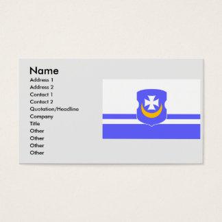 Vorsza, Belarus Business Card