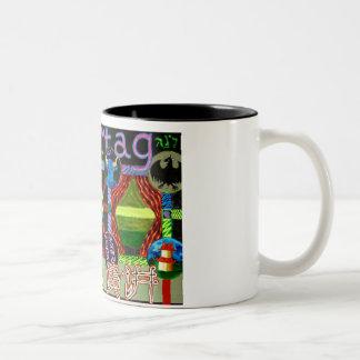 vortag Two-Tone coffee mug