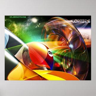 Vortex9 Poster