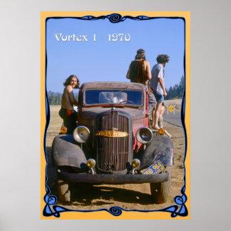 Vortex 1 - 1970 poster