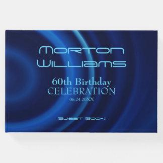 Vortex 60th Birthday Celebration Guest Book