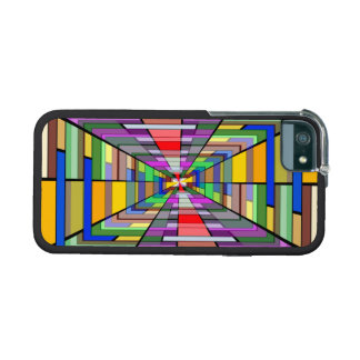 Vortex abstract design iPhone 5 covers