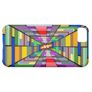 Vortex abstract design iPhone 5C cover