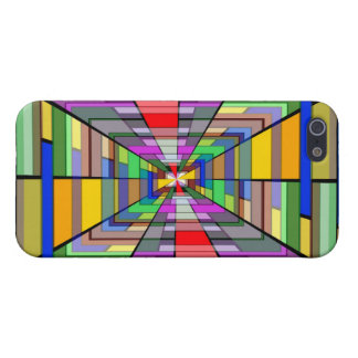 Vortex abstract design iPhone 5/5S cover