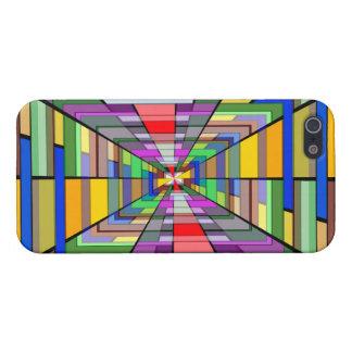 Vortex abstract design iPhone 5 case