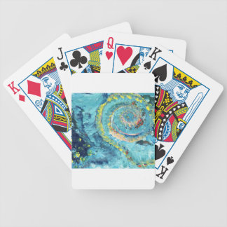Vortex Bicycle Playing Cards
