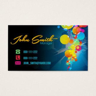 Vortex Business Card