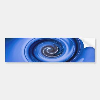 Vortex by Shirley Taylor Bumper Sticker