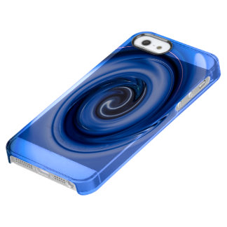 Vortex by Shirley Taylor Clear iPhone SE/5/5s Case
