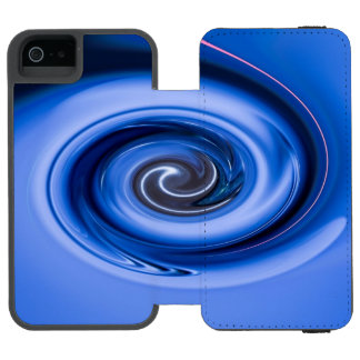 Vortex by Shirley Taylor iPhone SE/5/5s Wallet Case