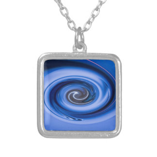 Vortex by Shirley Taylor Silver Plated Necklace