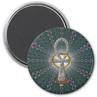 Vortex 3 Inch Round Magnet