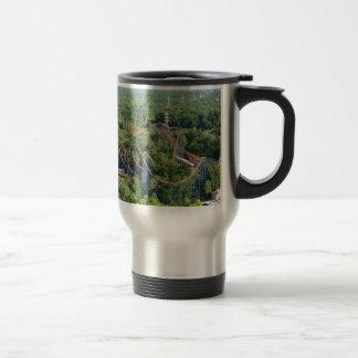 Vortex Roller Coaster Kings Island Travel Mug