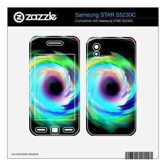 Vortex Samsung STAR S5230C Skins