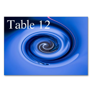 Vortex Table Cards