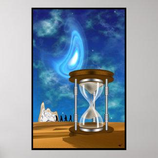 Vortex Through Time Poster