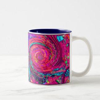 Vortex Two-Tone Coffee Mug