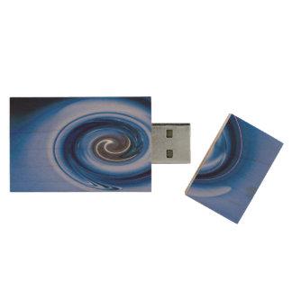 Vortex Wood USB 2.0 Flash Drive