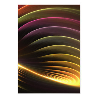 Vórtice abstracto del fractal que brilla intensame comunicados personales
