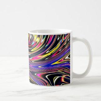 Vórtice del color tazas
