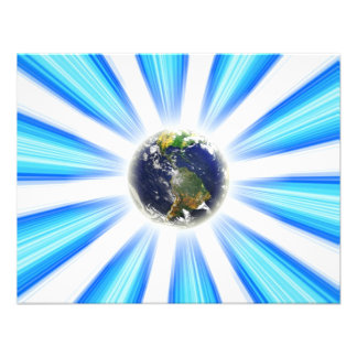 Vórtice del extracto de la tierra del planeta anuncios