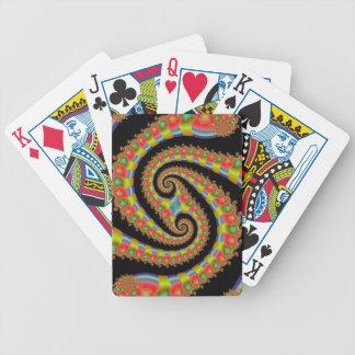 vórtice digital baraja de cartas
