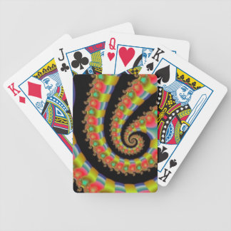 vórtice digital barajas de cartas