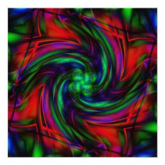 Vórtice dimensional invitacion personalizada