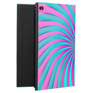 Vórtice espiral de la caja del aire 2 del iPad de