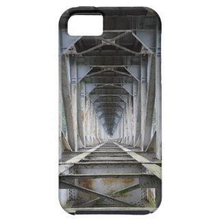 Vórtice industrial urbano funda para iPhone SE/5/5s