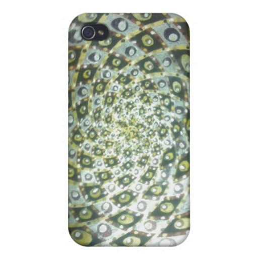 vórtice iPhone 4/4S carcasa