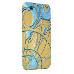 Vórtice líquido #1b Case-Mate iPhone 3 carcasa