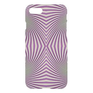 Vórtice púrpura funda para iPhone 7