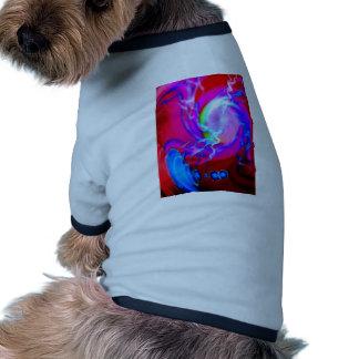 vórtice tentacled camisas de mascota